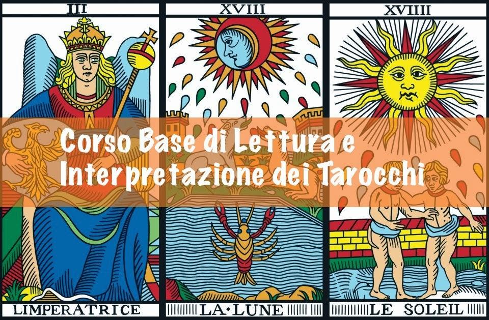 CORSO BASE DI TAROCCHI