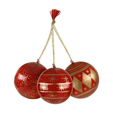 Como se fabrican los adornos navide os de cristal - Los adornos navidenos ...