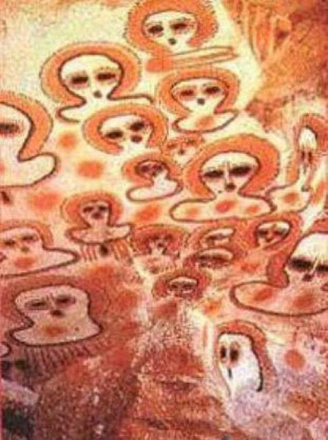 Images UFO And ALiens In Ancient Art