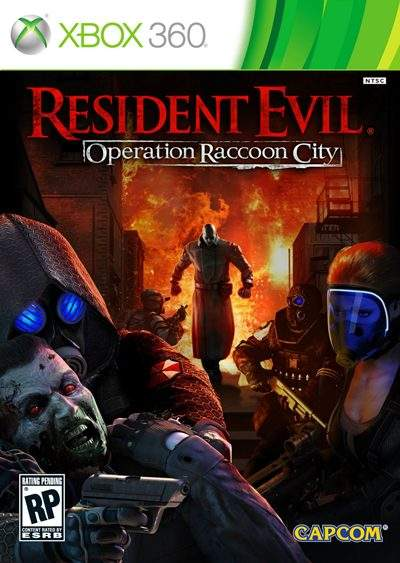 Resident Evil Operation Raccoon City XBOX 360 Español NTSC-U/PAL Descargar