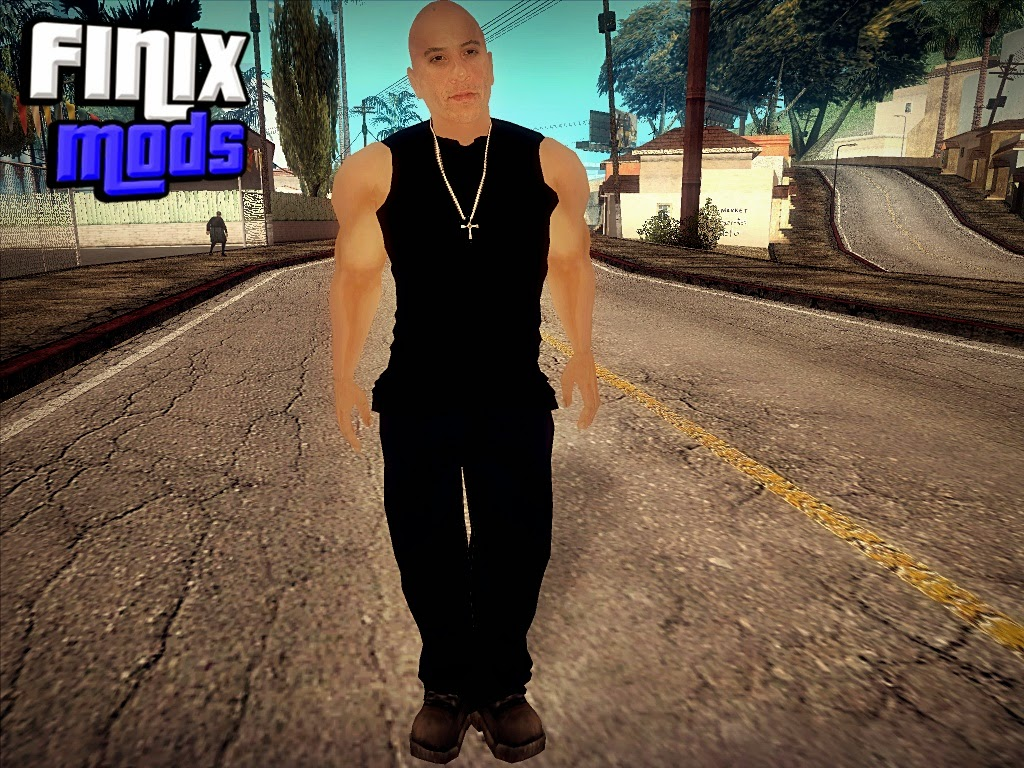 Skin Dominic Toretto