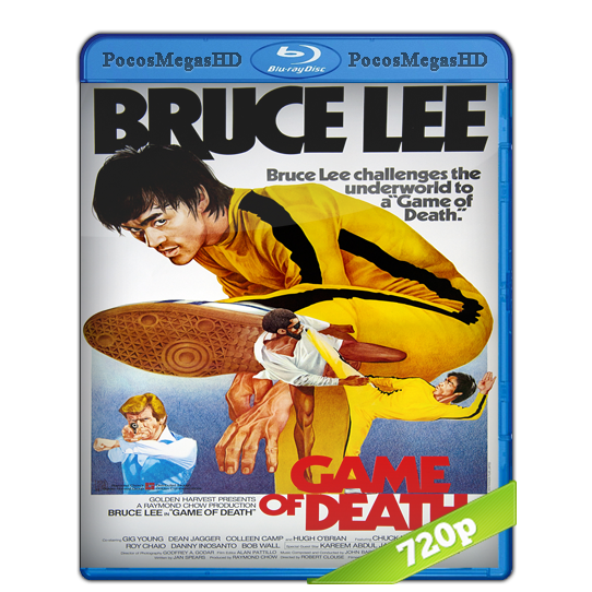 (Game of Death) Juego con la Muerte (1978) BrRip 720p Dual Latino 5.1 – Ingles 5.1