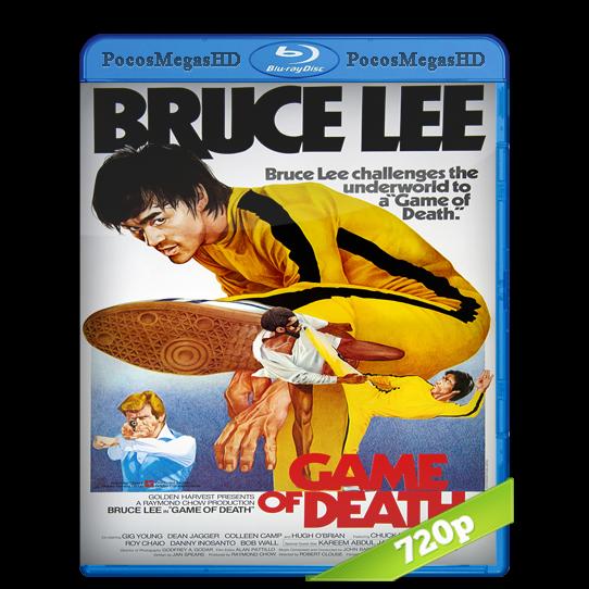 (Game of Death) Juego con la Muerte (1978) BrRip 720p Dual Latino 5.1 – Ingles 5.1