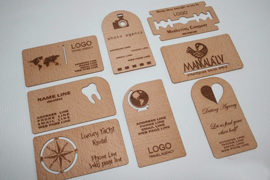 diy business cards