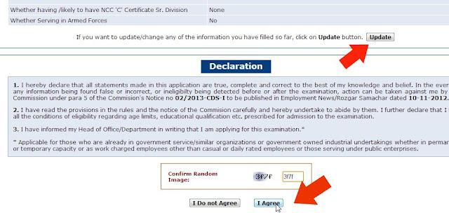 cdse 2013 notification