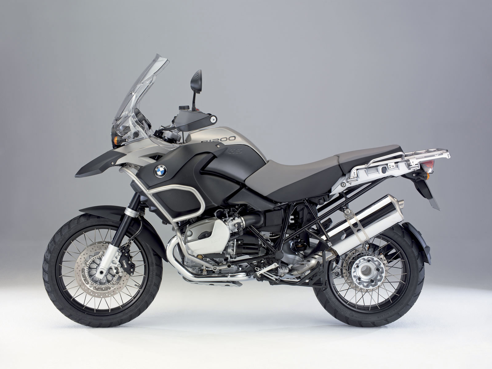 2008 BMW R1200GS Adventures Motorcycle Wallpaper, Specs