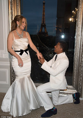 Mariah Carey and Nick Cannon Renew Their Vows