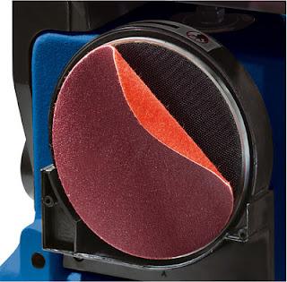 Máy chà nhám đĩa – dây đai kết hợp Scheppach BD 9000