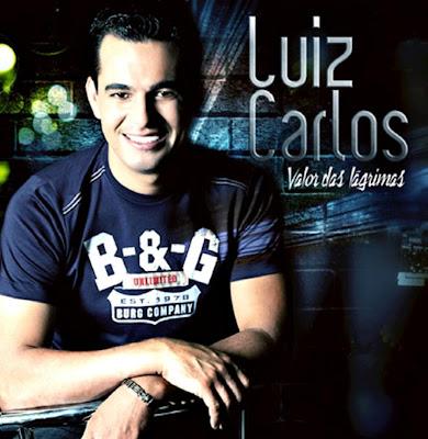 Luiz Carlos - Valor das Lágrimas 2012 Voz e Playback