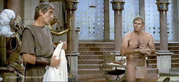 Charlton Heston Struts His Stuff In Antony Cleopatra Eric
