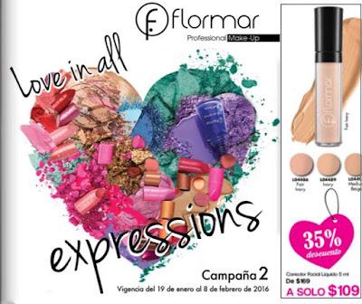 catalogo flormar campaña 2 2016