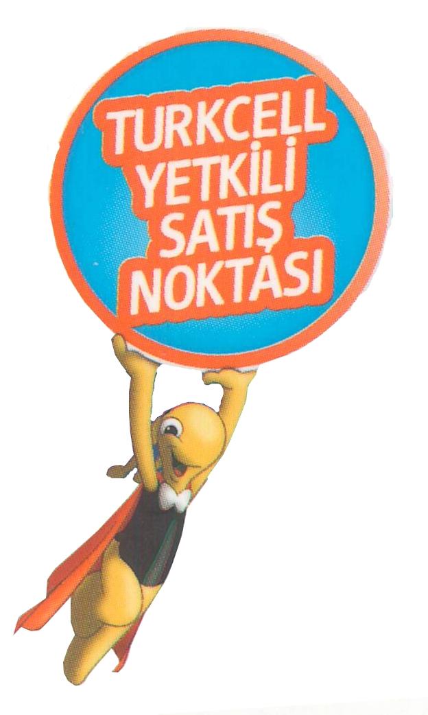 Turkcell Yetkili Satış Noktası Vektör ( Yardım )