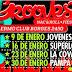 Llegan las Fiestas Groovestock del verano: C4, Jovenes Pordioseros, Superlogico, La Covacha y Pampa Yakuza