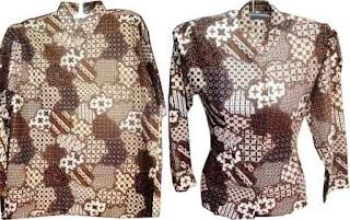 Baju Batik Kerja Kantor