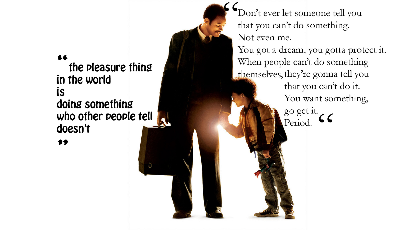 ESSAY ON THE PURSUIT OF HAPPYNESS?