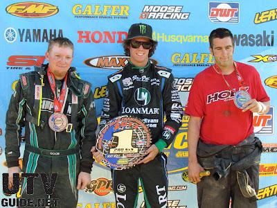 WORCS Racing - SXS Pro Podium, Round 5