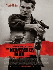 THE NOVEMBER MAN - Hedefteki Adam seyret