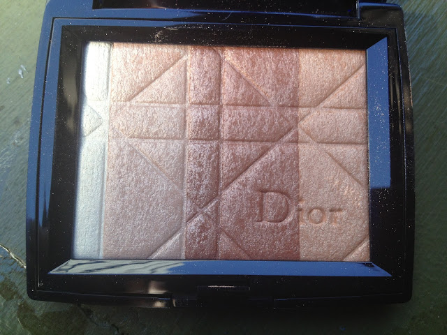 Dior Amber Diamond Powder Shimmer: Swatches, Photos & Review