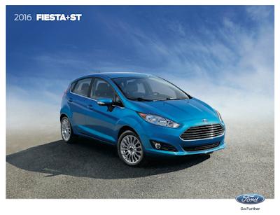 Downloadable 2016 Ford Fiesta Brochure