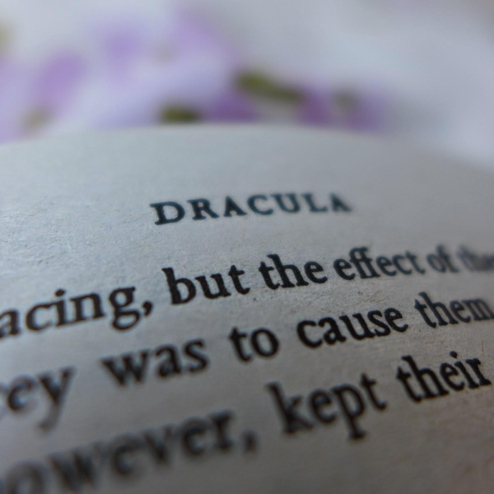 Dracula text