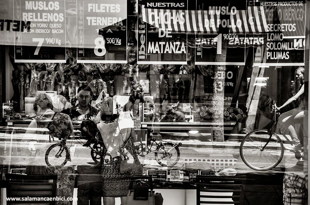 carril bici salamanca bikestreetphoto