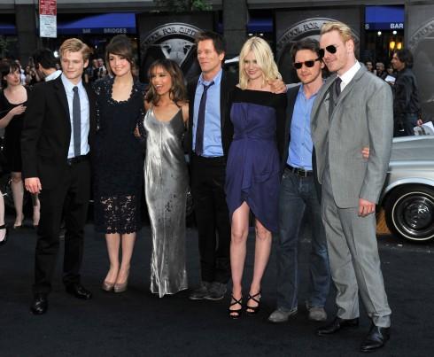 Zoe Kravitz And Jennifer Lawrence In Xmen Rants of a Diva: 2011 ...