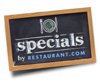 specials by restaurant.com logo