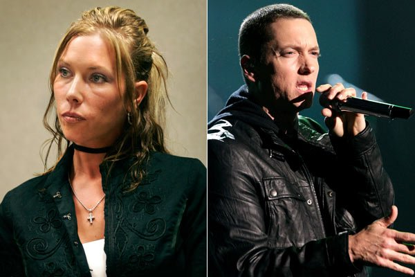 eminem and kim mathers 2012 eminem and kim mathers 2012Eminem And Kim 2012