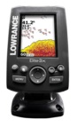 Lowrance Elite-3X Fishfinder With Transducer