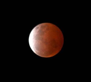 Gerhana Bulan Total Tetrad Perigee dan Super Moon Terakhir di 2015 pada 28 September