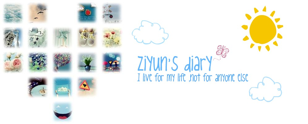 Ziyun's Diary