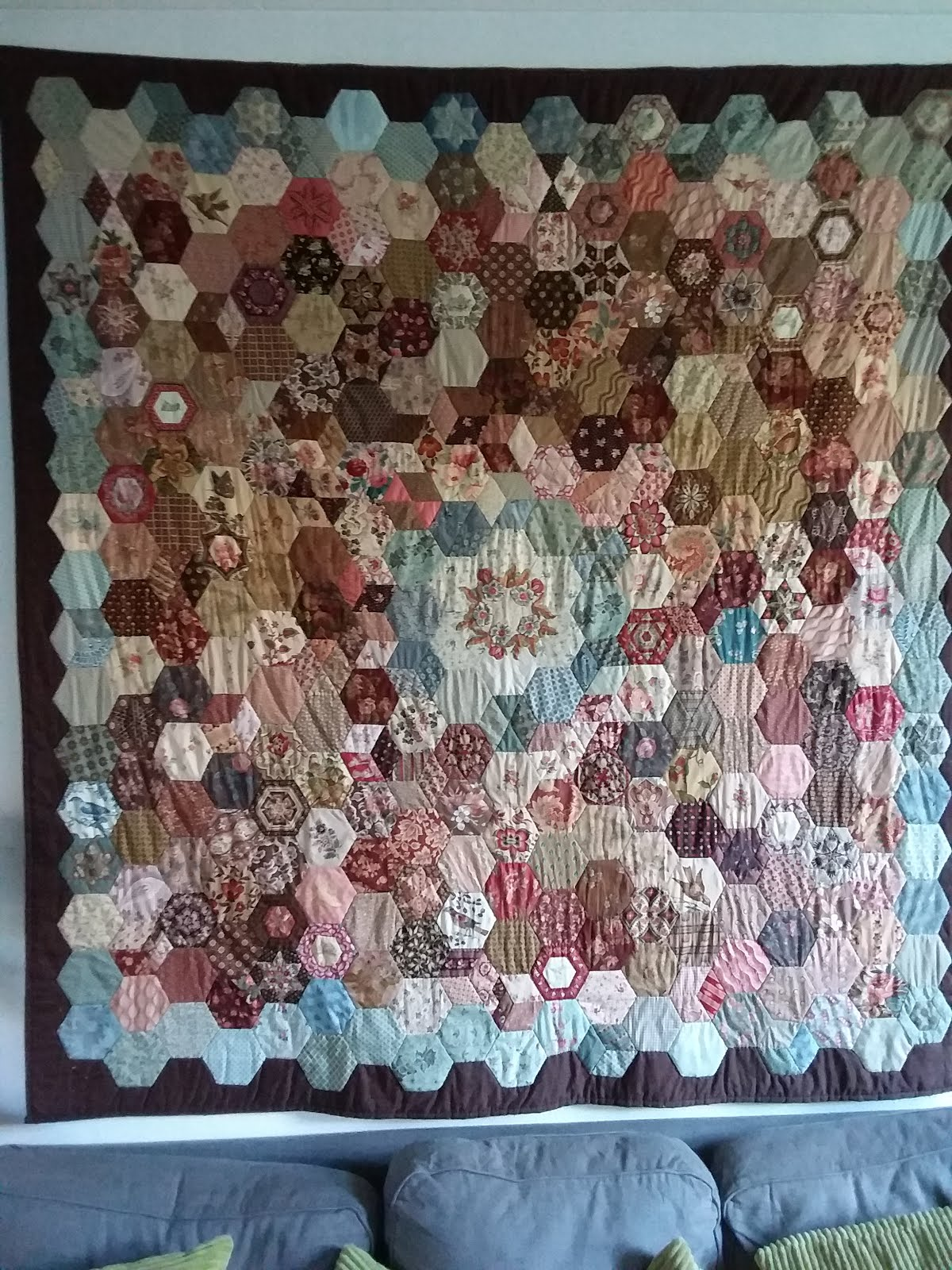 Mienkes quilt  2016