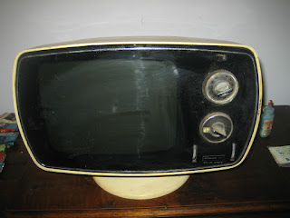 Philco Solid State Black and White TV circa 1960's