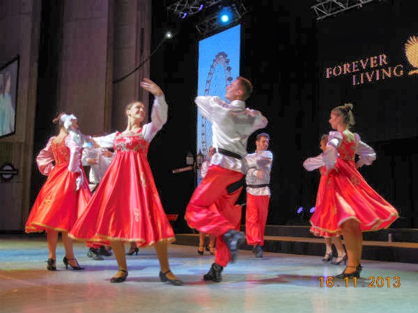 Kazaciok si alte dansuri populare