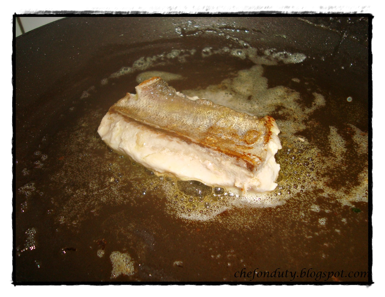 how to cook fish in wine
