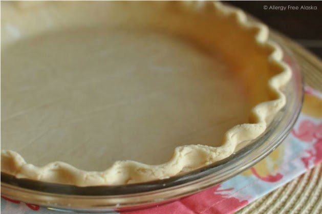 Best Gluten-Free Flaky Pie Crust from Allergy Free Alaska