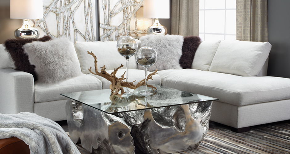 Tres chic steal this look kylie jenner 39 s kitchen for Coffee tables z gallerie