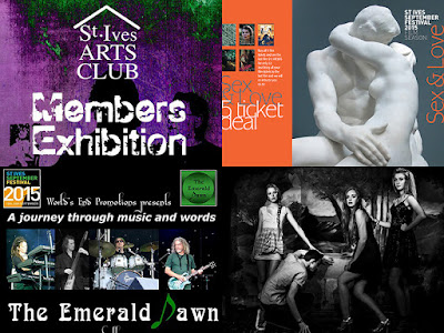 St Ives Arts Club - September Festival 2015
