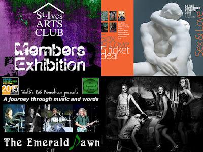 St Ives Arts Club - September Festival 2015
