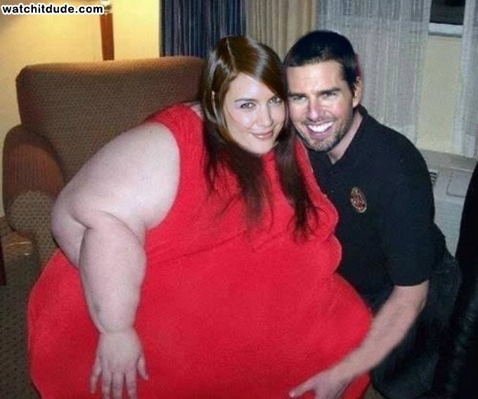 PHOTOSHOP FUN: EXTREME CELEBRITY WEIGHT GAIN AND BREAST ...