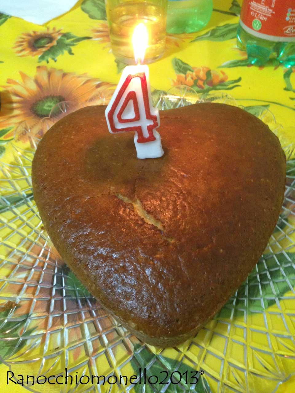 Super Ranocchio Monello: 1461 giorni di matrimonio e una torta al limone XW68