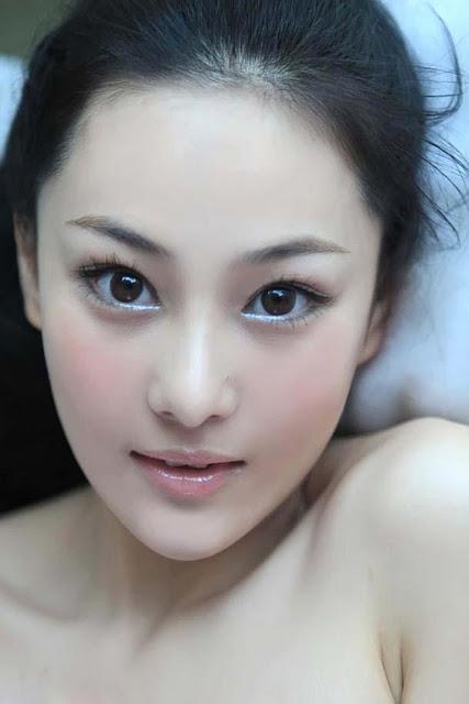 majalah korea hot zhang xin yu photos chinesse model hot