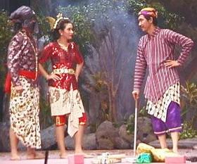 Cerita Teater Cerita Rakyat Untuk 5 Orang Perempuan Dan 1 Laki Laki