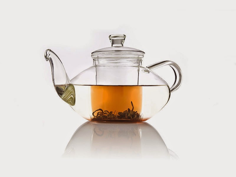 Dear miss kellie tea corners part 1 necesssities - Teavana glass teapot ...