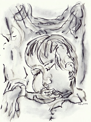 """Resting Child"""