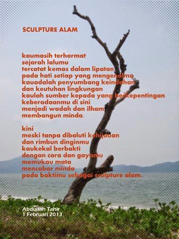 Contoh Puisi Tentang Lingkungan Hidup 4 Bait ♥ Bergambar ♥