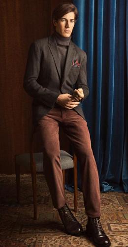 pantalones hombre invierno