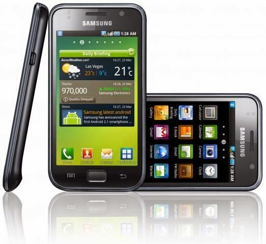 Harga Samsung Galaxy S1 I9000 - Terbaru Bulan Februari, harga-samsung-galaxy-s-terbaru - Paket Blackberry, Samsung I9000 Galaxy S - Tabloid PULSA