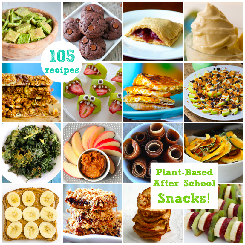 105 plant based after school snack recipes i asked around to my food blogger friends via my finding vegan bloggers group on facebook give me your best vegan after school snack recipes forumfinder Images