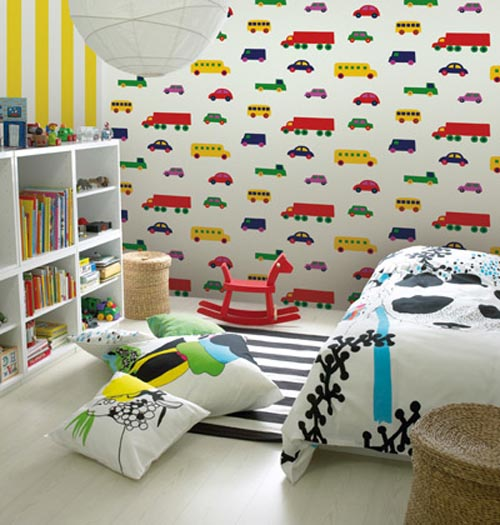papier peint chambre bébé garçon - Papier peint enfant vente en ligne papier peint chambre